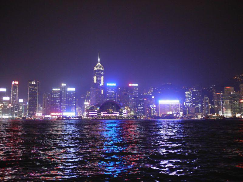 まるで宝石箱 フォトジェニックな香港の美しいナイトスポット3選