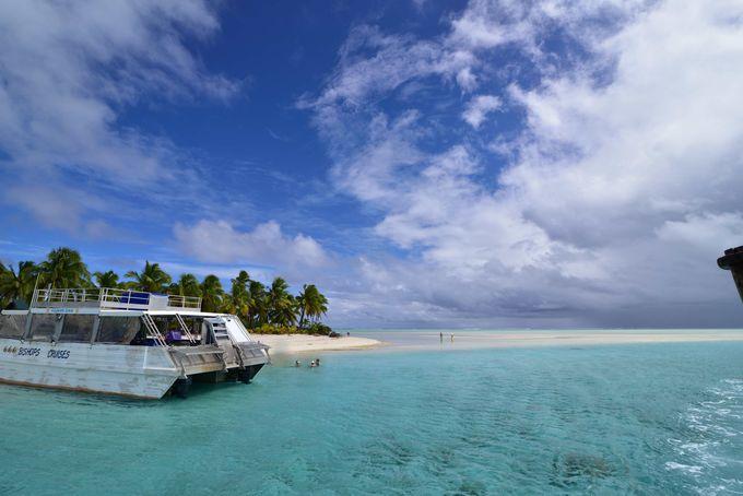 最後の楽園と呼ばれる 美しいビーチ