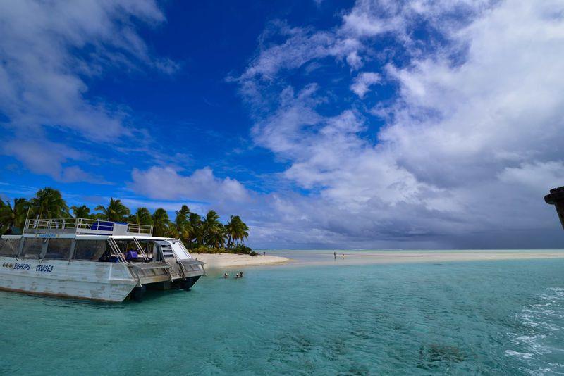 ビーチマニア納得の楽園!クック諸島アイツタキの島々