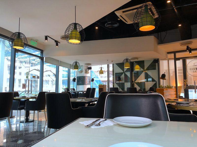 おしゃれで美味しいカフェが魅力的 センチュリーシティモール