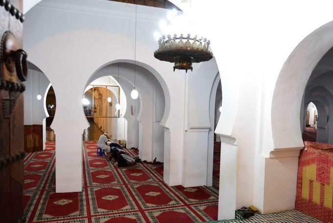 世界最古の大学を有するモスク