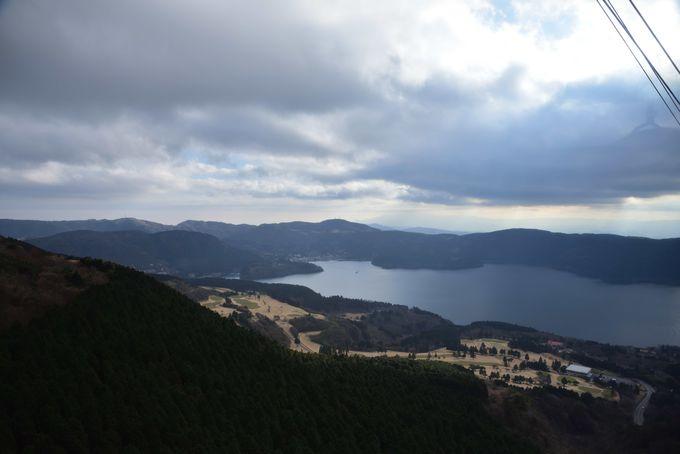 絶景臨める駒ヶ岳