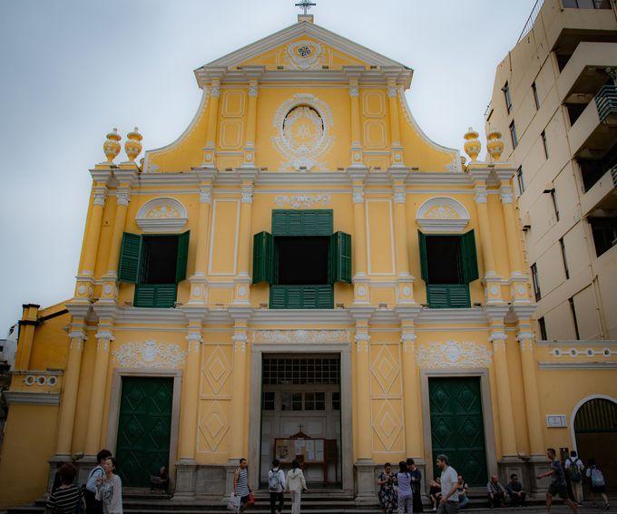 博物館を併設する聖ドミニコ教会