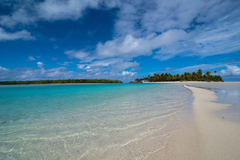 感動が止まらない!美しいビーチに囲まれた地球最後の楽園クック諸島