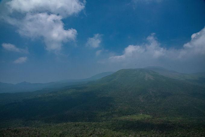 登山の醍醐味!御鉢など最高の眺望が目白押し