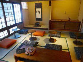 世界初!京都のスタバでお座敷のコーヒー体験「スターバックスコーヒー京都二寧坂ヤサカ茶屋店」
