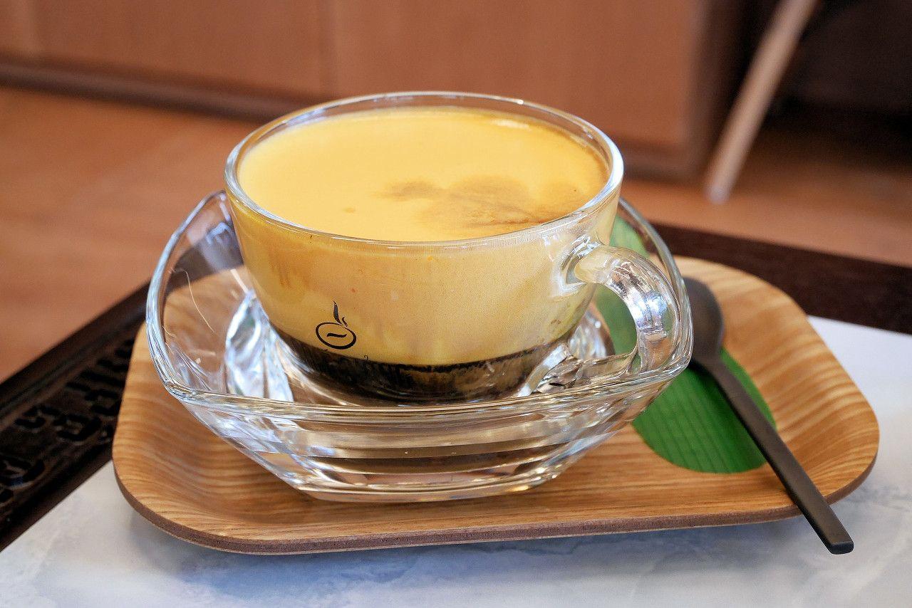 味わったことのない想像を超えるエッグコーヒーの味!