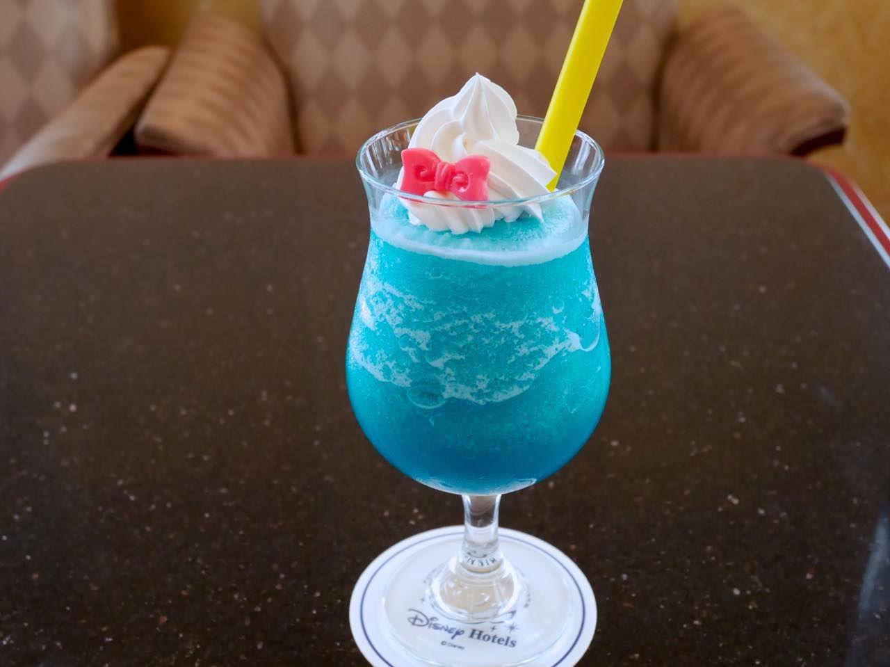 ディズニーホテルでスペシャルノンアルコールカクテルが登場