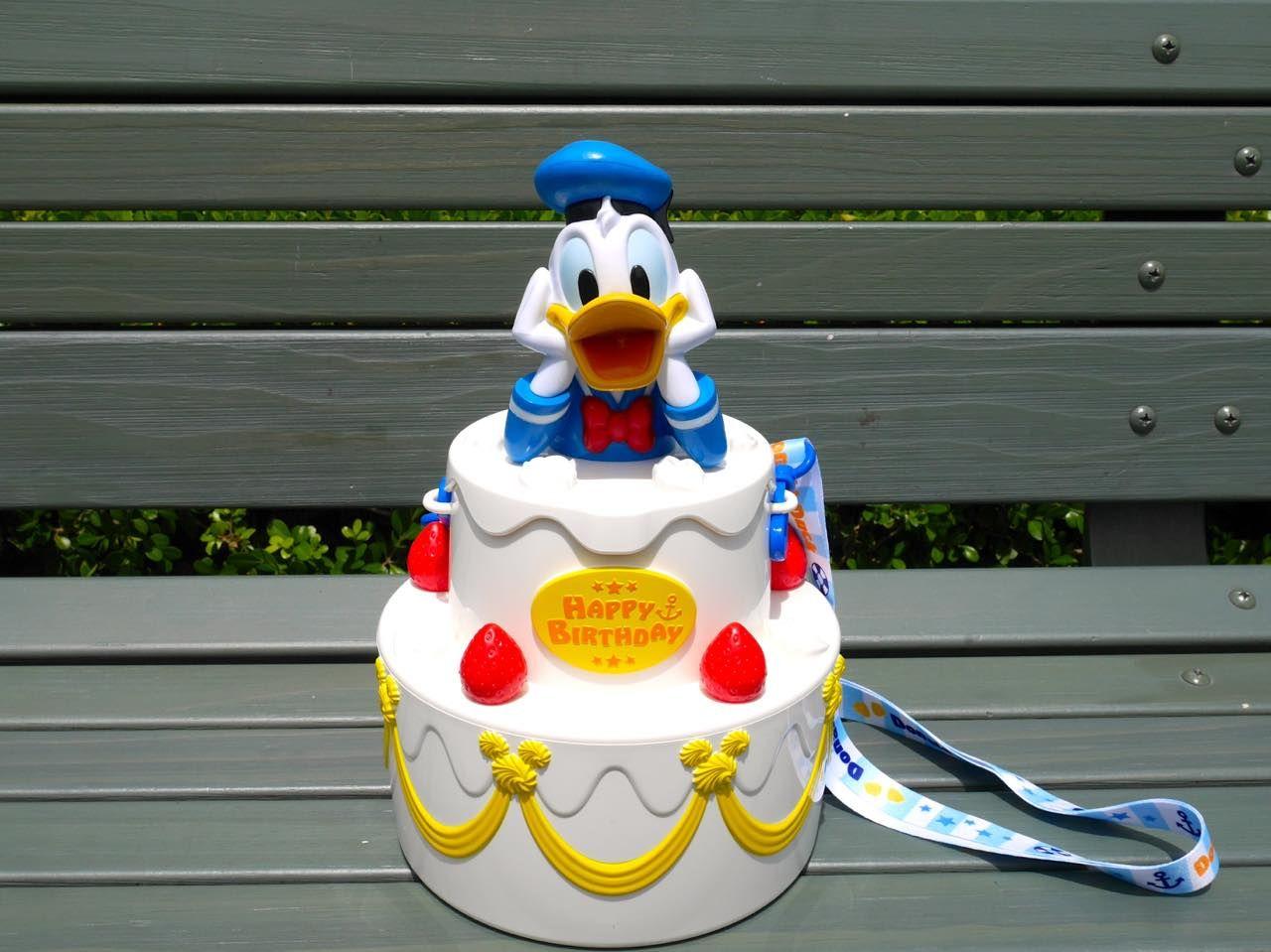 ドナルドの誕生日を盛り上げるスペシャルグッズ