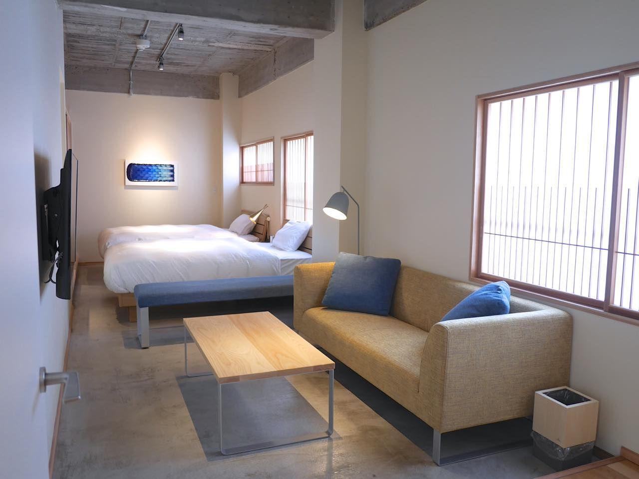 女子旅をテーマに!3F客室「BAKU(博)」