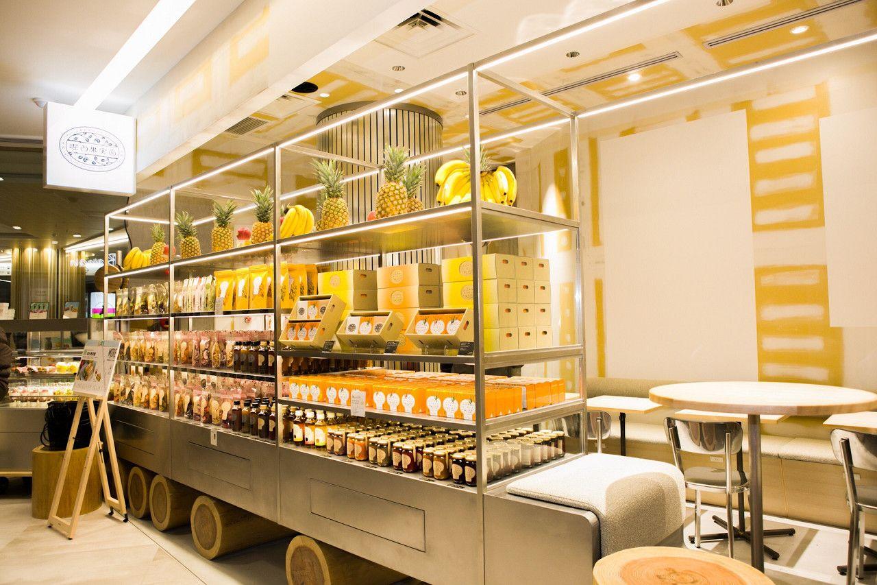 奈良県吉野で100年以上続く老舗果実園が大阪に初出店!