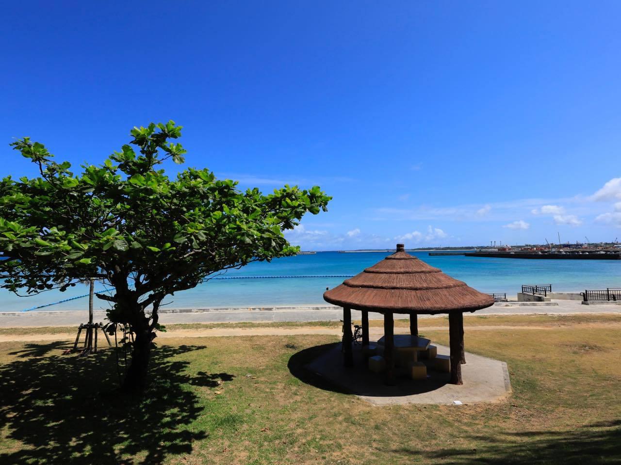 ホテルで沖縄グルメを堪能