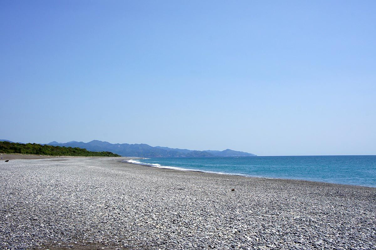 6.七里御浜