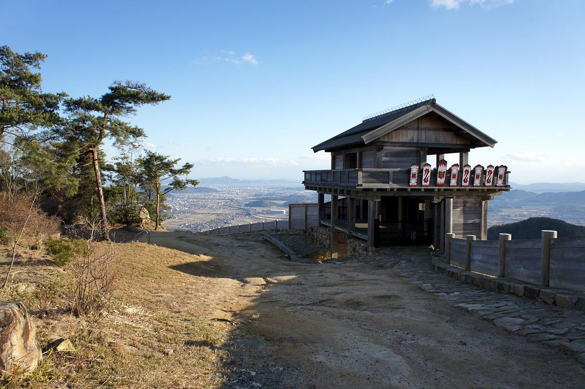 朝鮮式山城