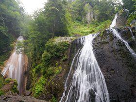 乗鞍高原の魅力が詰まった三つの滝を巡る!番所大滝・善五郎の滝・三本滝