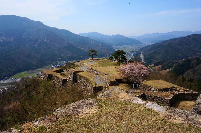 竹田城に登城するには
