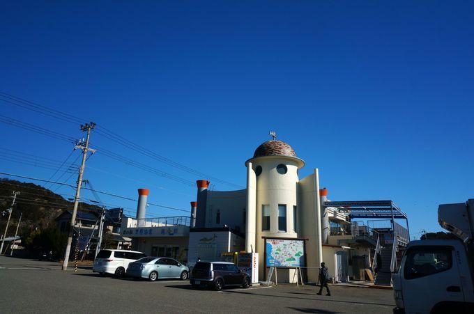 拠点は道の駅志原海岸