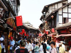 短時間でも楽しめる!重慶中心地から30分の観光地「磁器口古鎮」