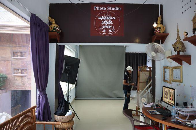 日本人経営で安心のフォトスタジオ「アプサラスタイルワン」