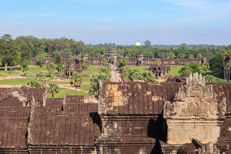 カンボジア旅行のおすすめプランは?費用やベストシーズン、安い時期、スポット情報などを解説!