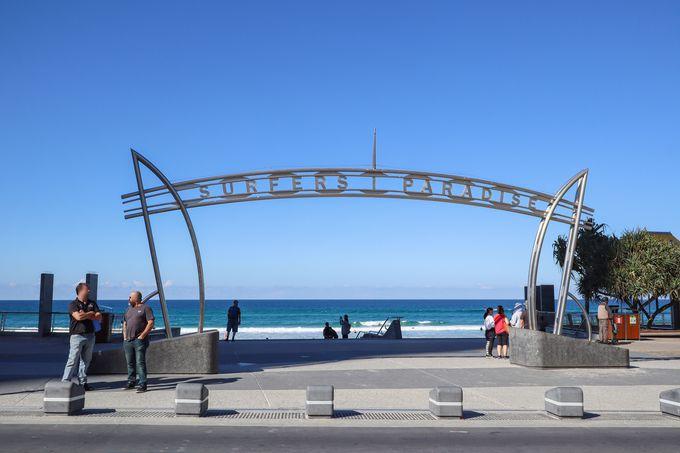 「BUNK Surfers Paradise」は観光の拠点に便利