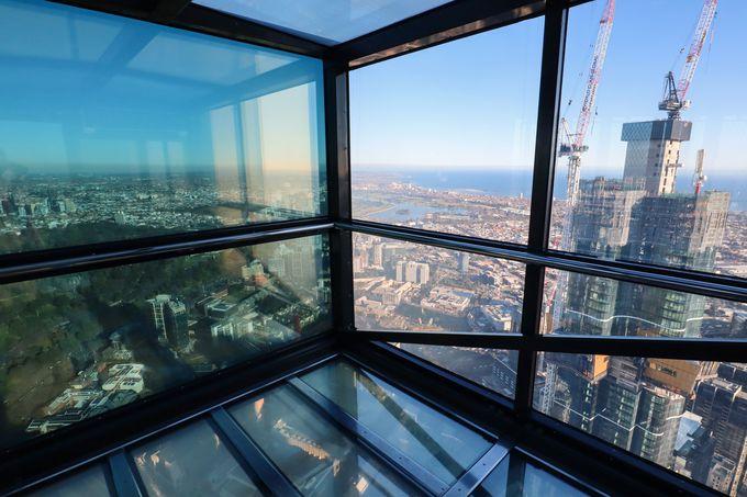 300mの高さに吊るされるような体験!?「ジ・エッジ」