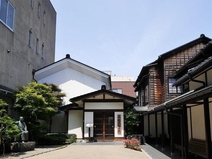 12.泉鏡花記念館