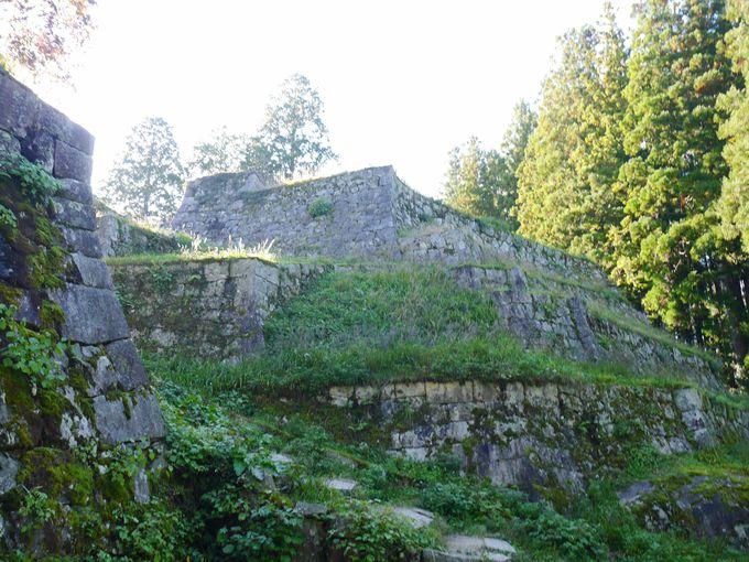 岐阜のおんな城主! おつやの悲哀の伝説が残る岩村城跡