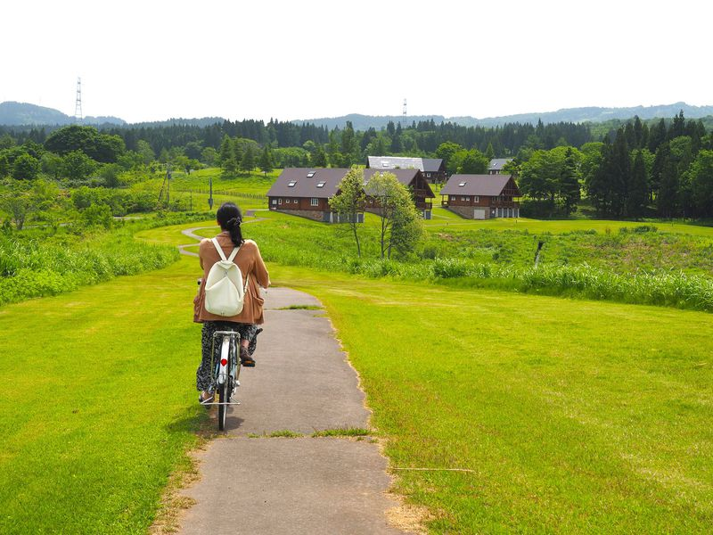 まるでイタリア!新潟・十日町市のあてま高原リゾートで景色と美味を楽しもう