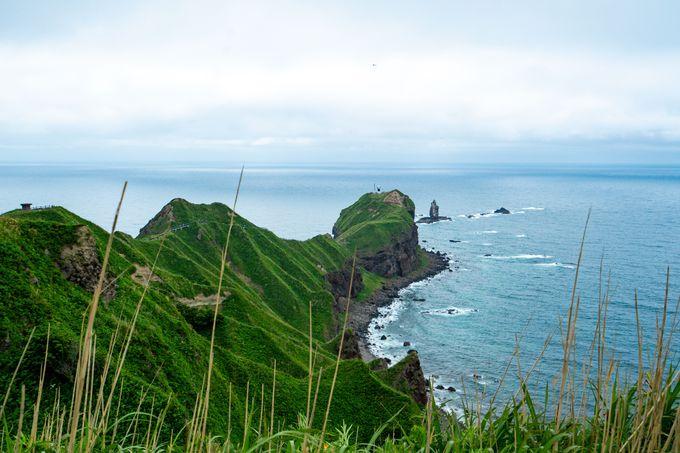 【11:30】神威岬で恋の聖地と絶景を満喫