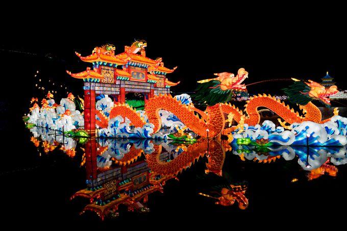 中国の奥深い文化に触れる
