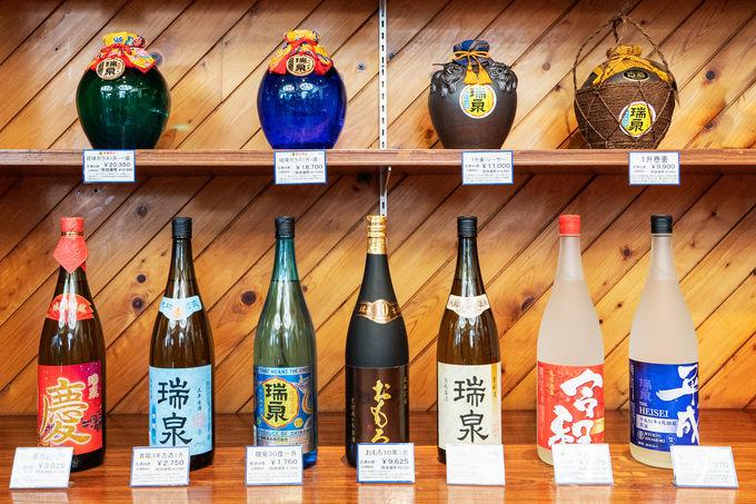 泡盛の老舗蔵元「瑞泉酒造」を見学