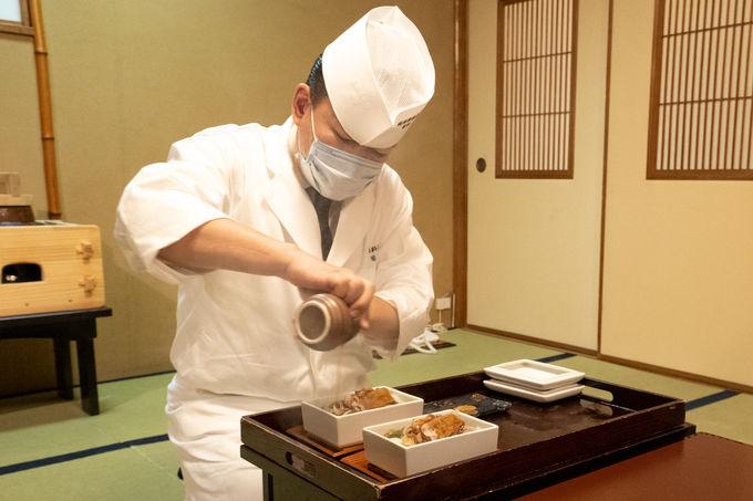 職人の技で素材の良さをさらに引き立たせた懐石料理