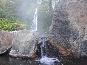 北海道北湯沢にパワースポット温泉が!?緑の風で開運入浴