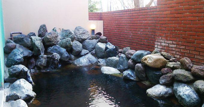 美人の湯で「温泉エステ」