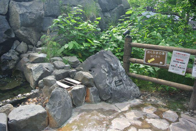 5時間目(翌AM10時〜):天然の温泉たまごを手作りで