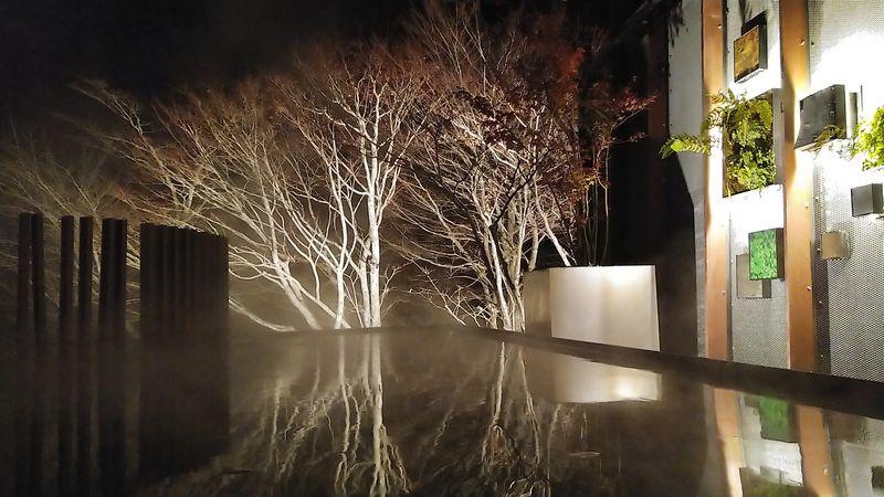 湯・食・遊を楽しむ!奥入瀬渓流ホテルでアートなステイ