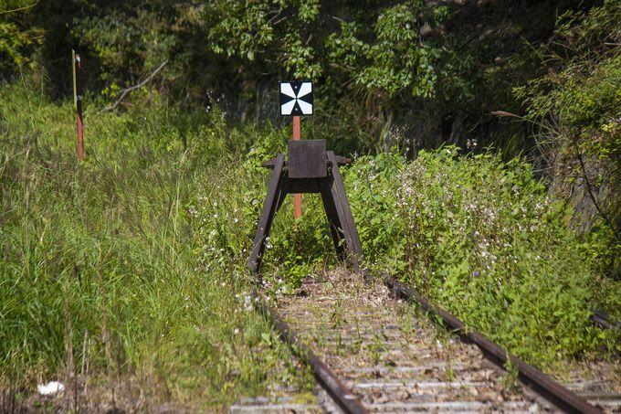 わたらせ渓谷鐵道に乗って終着、間藤駅へ