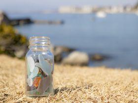 鎌倉・葉山周辺のビーチコーミングスポット!綺麗なシーグラスを集めよう