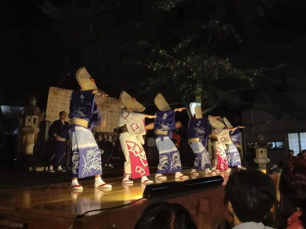 伝統ある唄と調べと踊りを味わう「おわら風の盆」