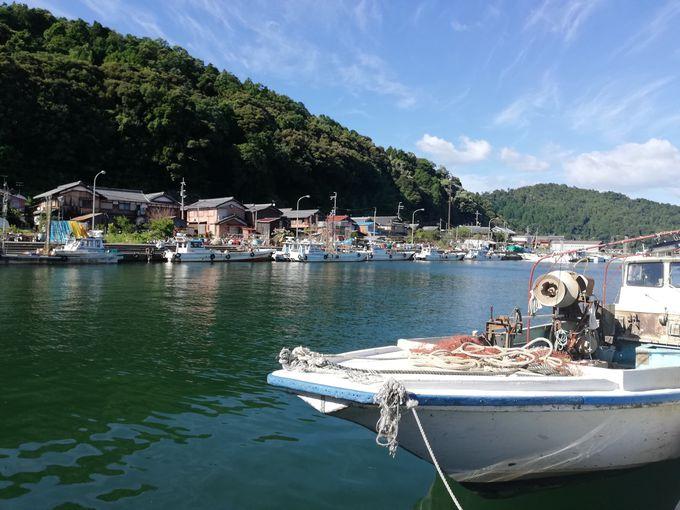 片道500円で気軽に船旅!沖島へのアクセス