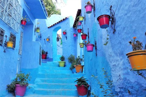 フォトジェニック!モロッコ女子旅のススメ
