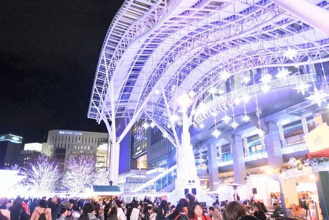 1.福岡クリスマスマーケット/福岡県