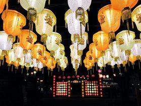 琉球王国の幻想的な夜を再現!「琉球ランタンフェスティバル」