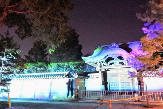 高台寺のプロジェクションマッピングは3箇所!