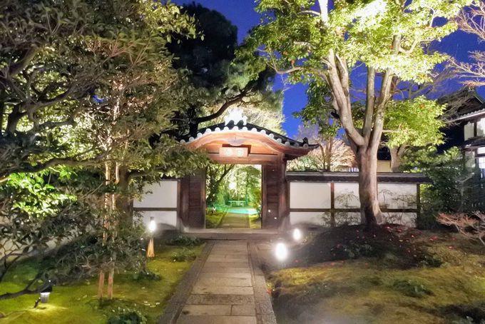 お隣どうしの高台寺と圓徳院