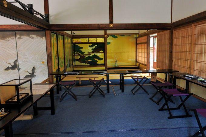 入場したら無料で自由に体験できる「禅寺体験ことはじめ」