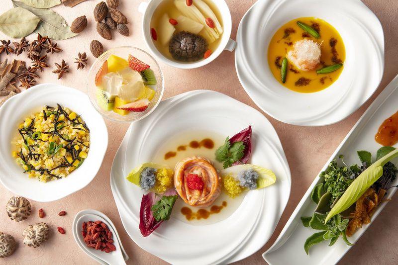食べて美しく!「美膳チャイニーズ」をストリングスホテル東京で夜景と共に