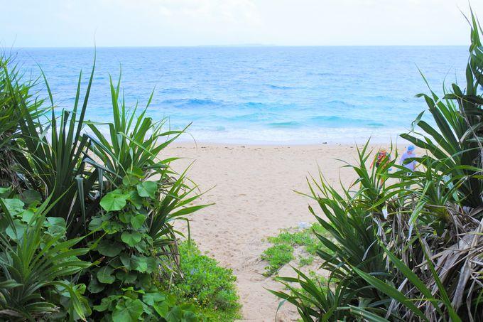 手作り塩と記念撮影&プライベートビーチへGO!