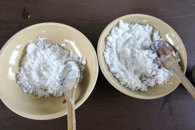 人によって違う?不思議な塩作り体験